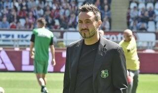 """Sassuolo,  De Zerbi: """"Fare gli sparring partner non ci piace"""""""