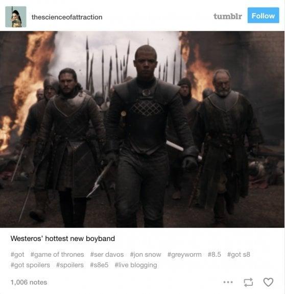 'Game of Thrones', il rintocco delle campane risuona sul campo di battaglia