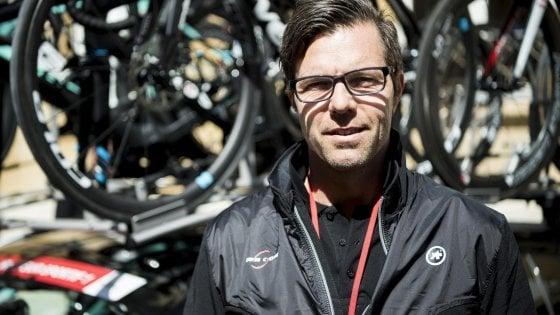 Ciclismo, doping: Hondo confessa in tv, la Svizzera lo licenzia