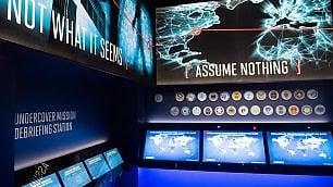 Spy museum: è kolossal -   foto