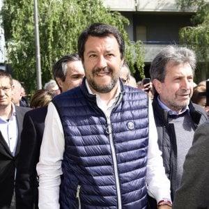 Salvini, il ministro latitante: nel 2019 al ministero solo 17 giornate piene