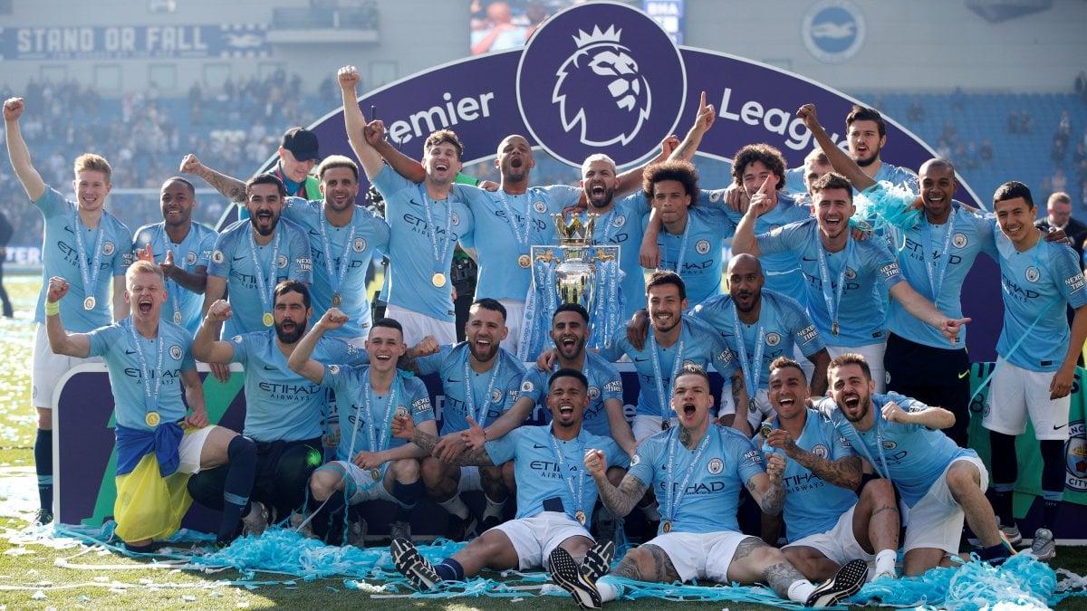 Risultati immagini per fair play finanziario violato, il Manchester City rischia l'esclusione
