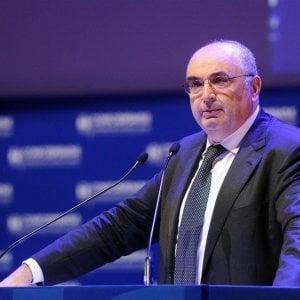 Il presidente di Confcooperative Maurizio Gardini