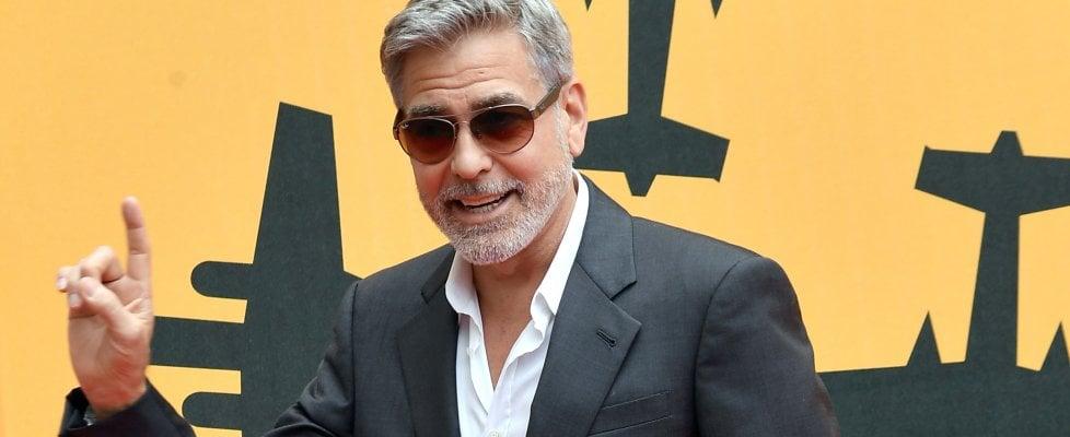 """George Clooney: """"Non farò politica, non voglio scendere a compromessi"""""""