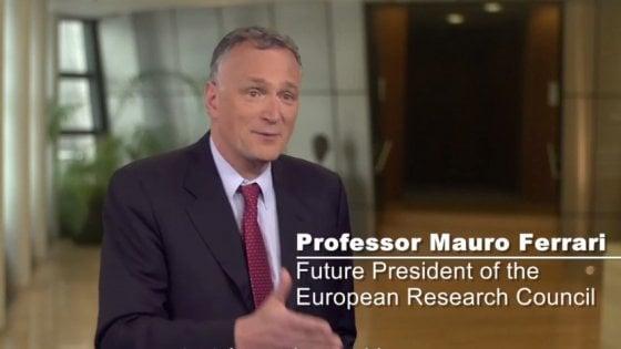 A capo dell'European Research Council Mauro Ferrari, il medico che aprì le porte a Stamina