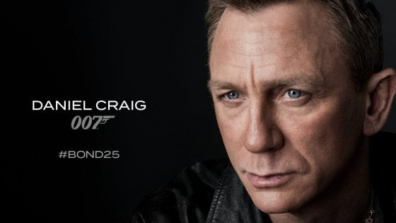 Daniel Craig, incidente sul set: stop a riprese di 'Bond 25'