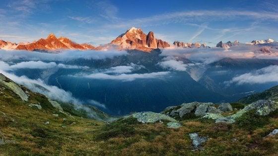 Tra fontina, trattorie e vigneti, in moto alla scoperta della Valle d'Aosta del gusto