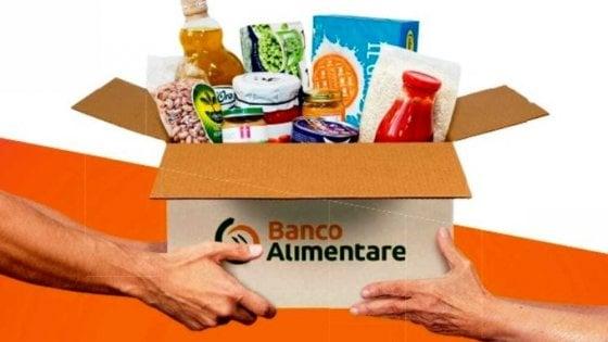 Banco alimentare: italiani più generosi e meno spreconi. 90mila tonnellate di cibo in dono