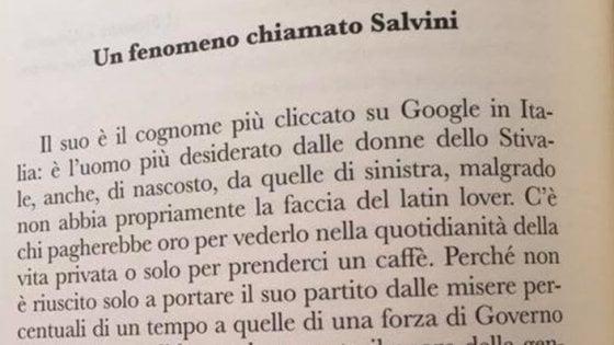 Il libro su Salvini e quel pupazzetto di Zorro che scatena l'ironia social