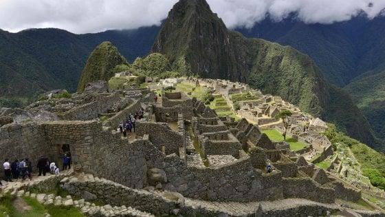 Machu Picchu a rischio: il nuovo aeroporto minaccia il tesoro Inca