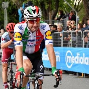 Giro d'Italia, le pagelle: Viviani sotto la sufficienza