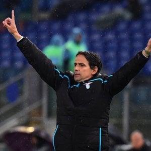 Lazio, Inzaghi: ''Percorso straordinario, meritiamo la Coppa''