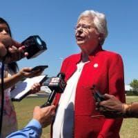 Alabama, la governatrice firma la nuova legge restrittiva sull'aborto