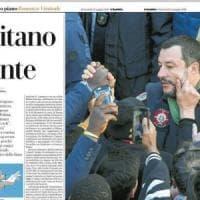 """Fonti M5S: Salvini spieghi uso voli Stato per comizi. Ma lui replica: """"Uno dei ministri..."""