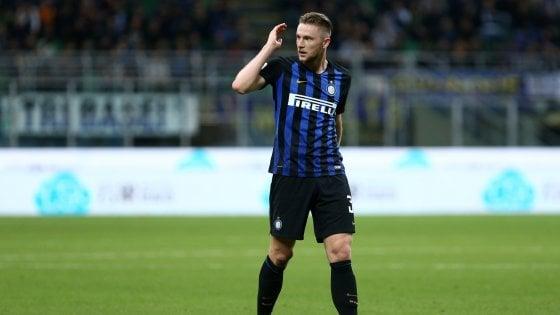 Inter, c'è il rinnovo di Skriniar: contratto fino al 2023
