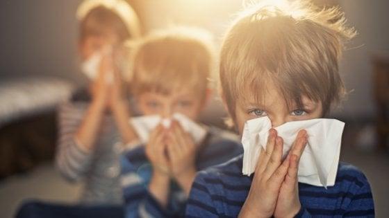 """Bambini, """"proiettili intelligenti"""" contro l'aumento delle allergie"""