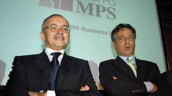 Mps, pm Milano chiede condanne a 8 anni per Mussari e confisca di 440 milioni a Nomura e Deutsche Bank