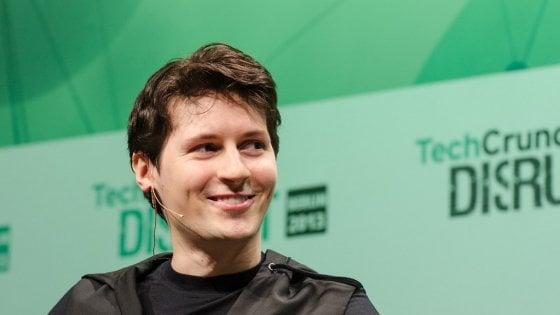 """Pavel Durov, il papà di Telegram: """"Ecco perché Whatsapp non sarà mai sicura"""""""