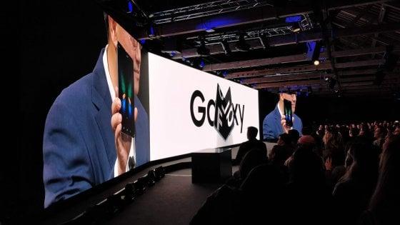 Samsung ci riprova: risolti i problemi del Galaxy Fold, il lancio a giugno