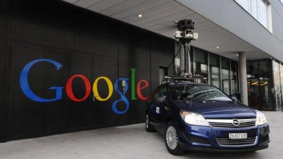 Google, le auto di Street View misurano l'inquinamento ad Amsterdam