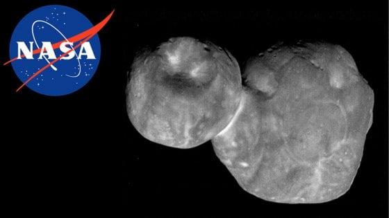 New Horizons, quell'incontro ravvicinato con un fossile del Sistema Solare