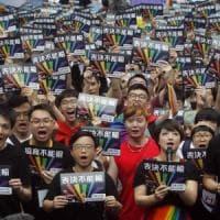 Taiwan riconosce il matrimonio gay: è il primo paese asiatico