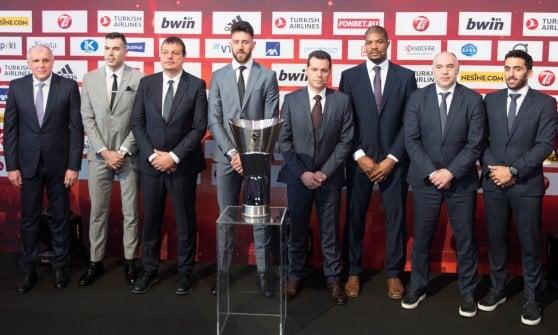Basket, Final Four Eurolega; Hackett: ''Cska in missione, sarà una battaglia''