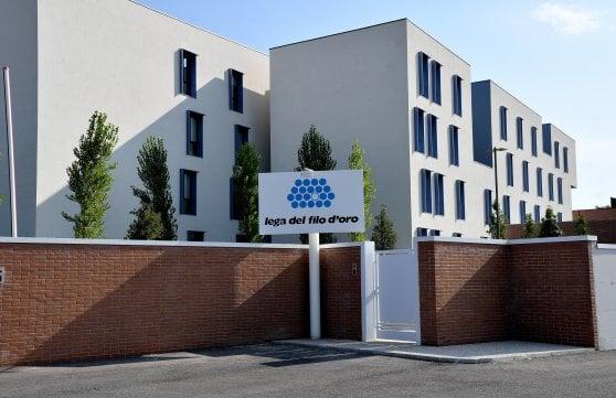 A Osimo il nuovo centro della Lega del filo d'oro, dove chi ha perso tutto ricomincia a vivere