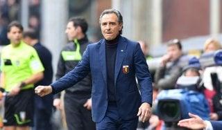 """Genoa, Prandelli: """"Stiamo bene anche di testa, ora dipende solo da noi"""""""