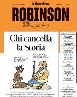 Ecco il nuovo Robinson