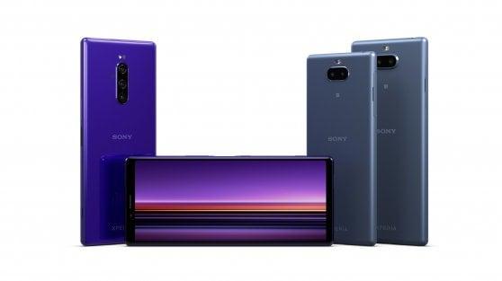 Sony Xperia 1, lo smartphone con la tecnologia delle mirrorless pro