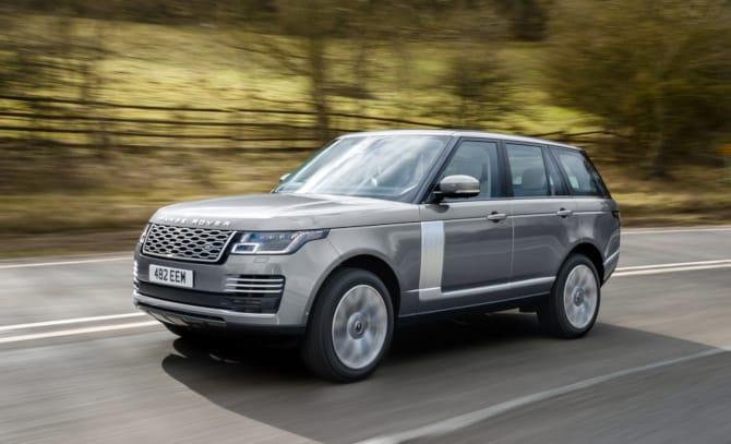 Range Rover Sport HST, cuore britannico