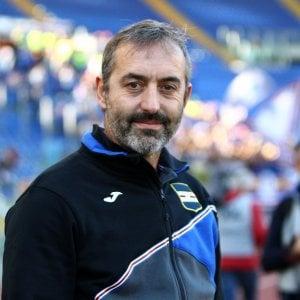 Sampdoria, Giampaolo: ''Obiettivo superare quota 50 punti''