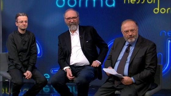 'Nessun dorma', Massimo Bernardini porta in tv il suo 'incrocio culturale'