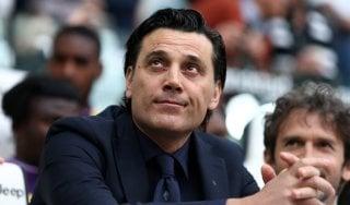 Fiorentina, l'appello di Montella ai tifosi: ''Ci serve il vostro appoggio''