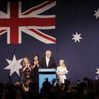 Elezioni in Australia, la coalizione liberal-nazionale vince contro le aspettative