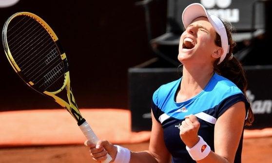 Tennis, Internazionali Roma: Nadal batte Tsitsipas, in finale contro Djokovic