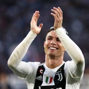 Lega Serie A, i big della stagione: Ronaldo Mvp, Quagliarella miglior attaccante