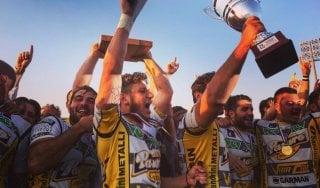 Rugby, Calvisano campione d'Italia: Rovigo sconfitta in finale