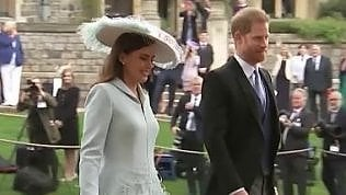 Si sposa Lady Gabriella Windsor: c'è Harry senza Meghan