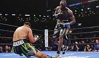 Terrificante Wilder: Breazeale fulminato al primo round