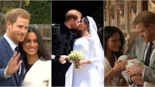 Harry e Meghan un anno dopo: dalle nozze alla nascita di Archie