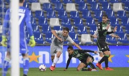 La Roma dice addio alla Champions Contro il Sassuolo è solo 0-0