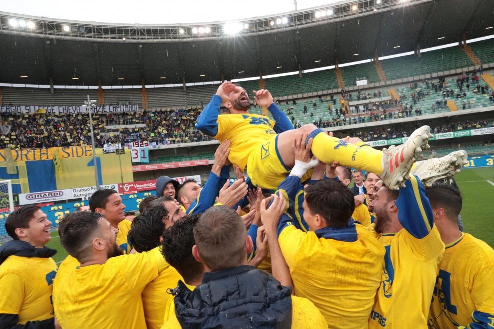 Il Chievo saluta Pellissier, ultima partita al Bentegodi