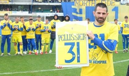 Chievo-Sampdoria finisce senza gol Quagliarella all'asciutto, festa Pellissier