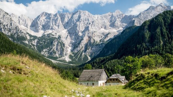 Nel cuore della Slovenia un boutique hotel disegnato dalla Natura