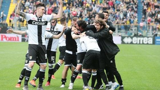 Parma-Fiorentina 1-0, un autogol di Gerson regala la salvezza ai ducali
