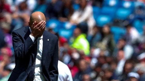 Spagna, tonfo Real Madrid: cede in casa al Betis. Cala il sipario su una stagione da incubo