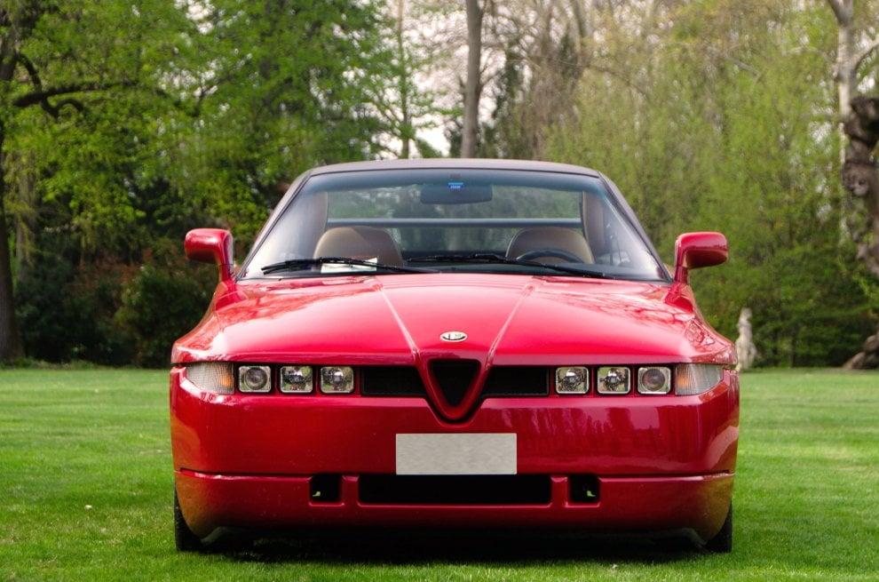 Show a Firenze per l'asta delle Classic car