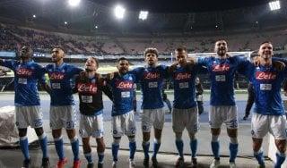 Napoli-Inter 4-1: crollo dei nerazzurri, la Champions passa per la gara con l'Empoli